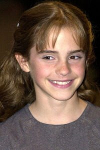 emma watson harry potter and the sorcerers stone premiere 2001